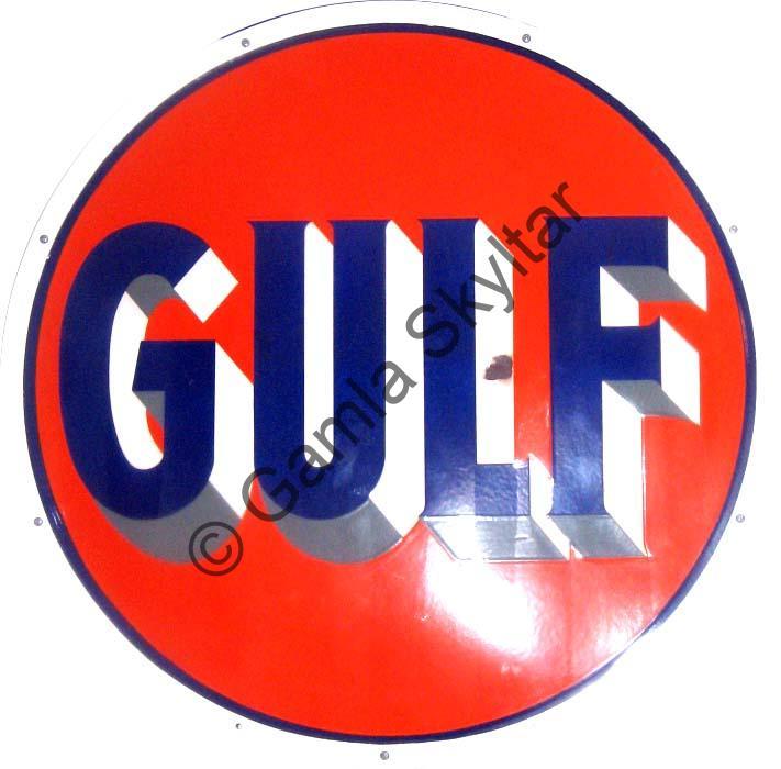 Gulf Skylt