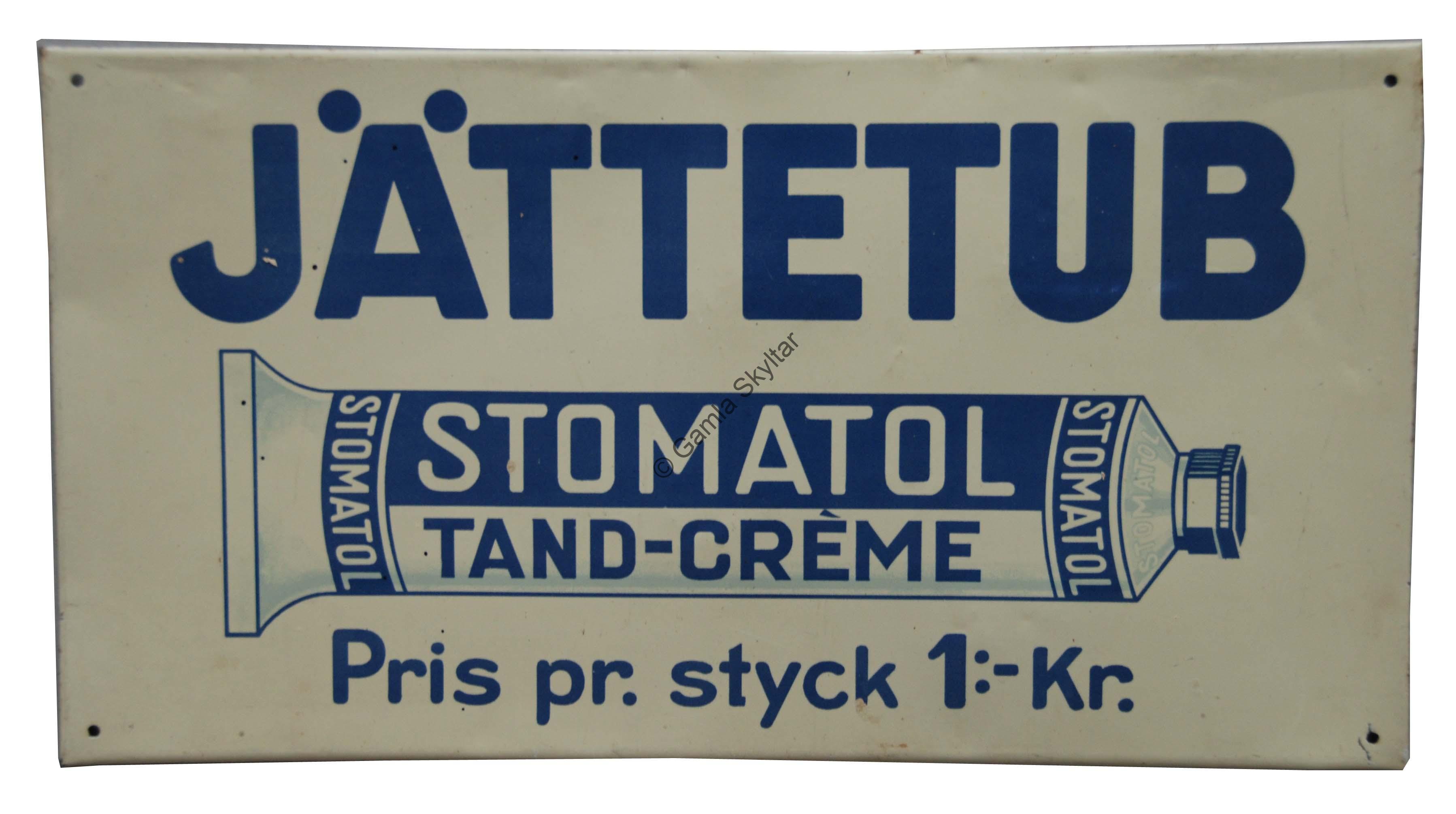 Stomatol - Gamla Skyltar f638594d706c4